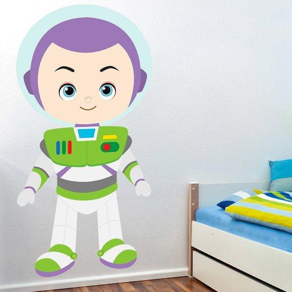 Vinilos Infantiles: Vinilo Buzz Lightyear