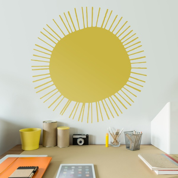 Vinilos Decorativos: Soles 20