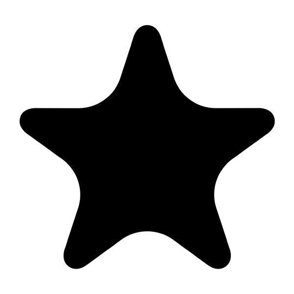 Vinilos Decorativos: Estrella 743