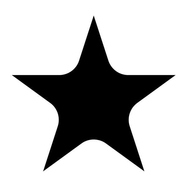 Vinilos Decorativos: Estrella 744