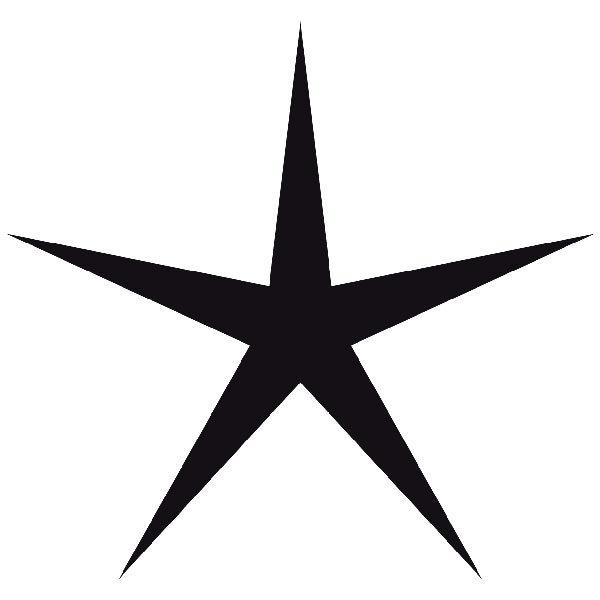 Vinilos Decorativos: Estrella 752
