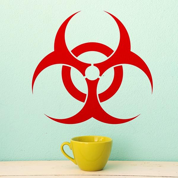 Vinilos Decorativos: Biohazard