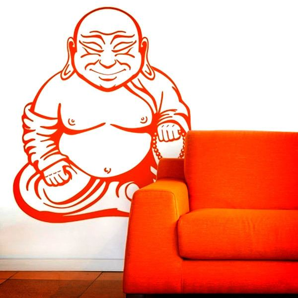 Vinilos Decorativos: Buda2