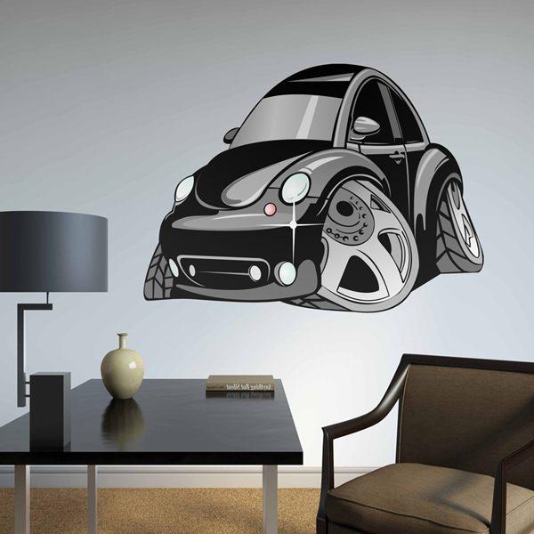 Vinilos Infantiles: Volkswagen