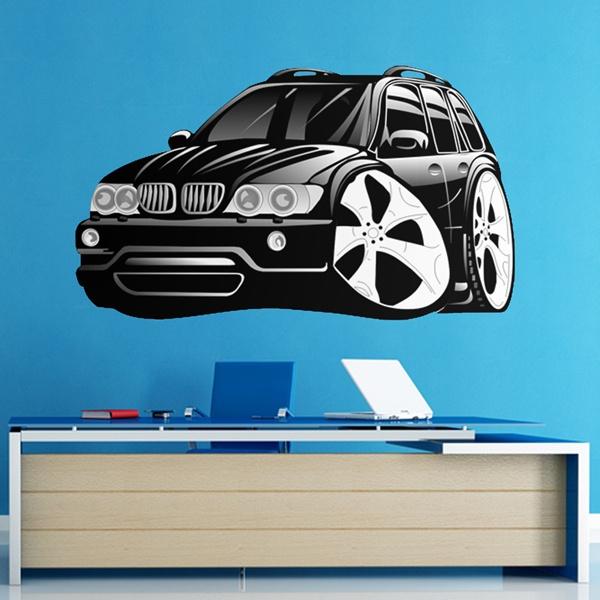 Vinilos Infantiles: BMW