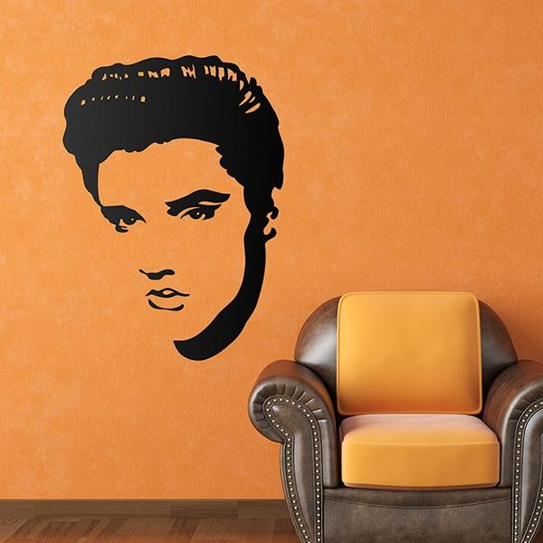 Vinilos Decorativos: Elvis Presley 3
