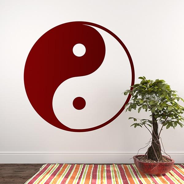 Vinilos Decorativos: Yin Yang