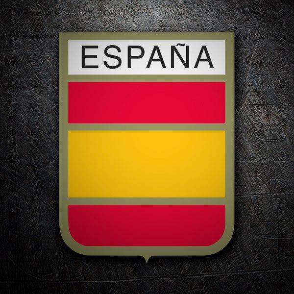 Pegatinas: España