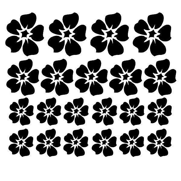 Vinilos Decorativos: Violeta