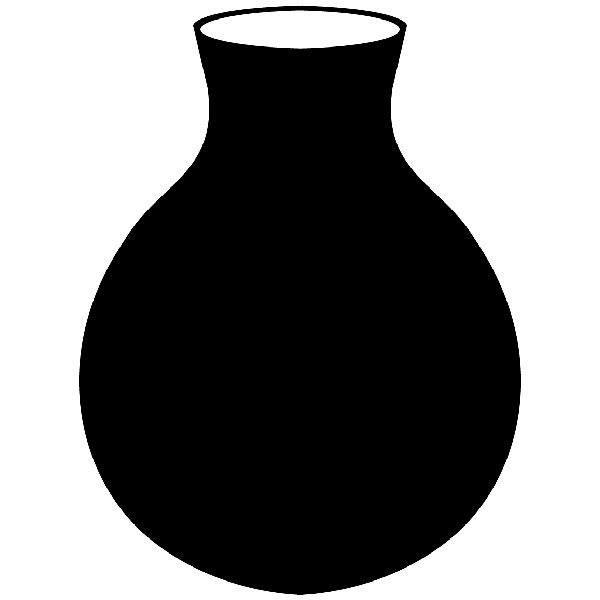 Vinilos Decorativos: Jarron1