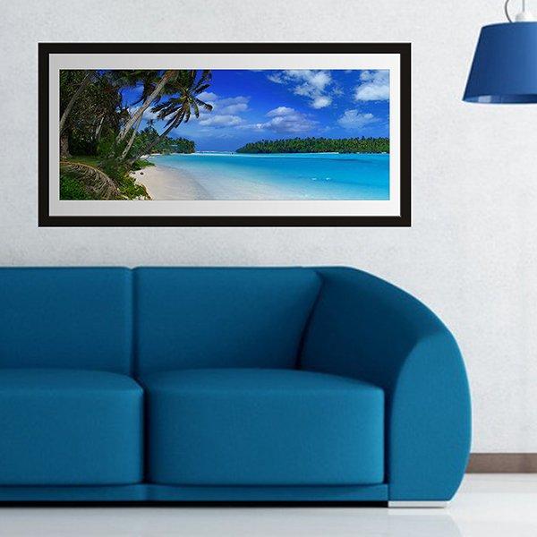 Vinilos Decorativos: Playa del Caribe