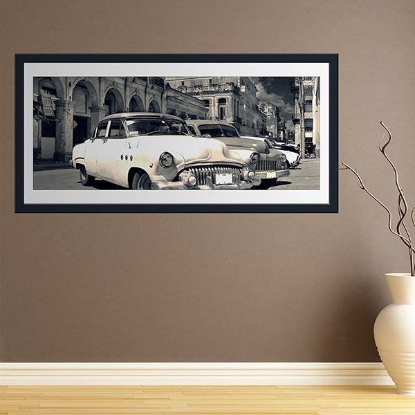 Vinilos Decorativos: Autos en La Habana