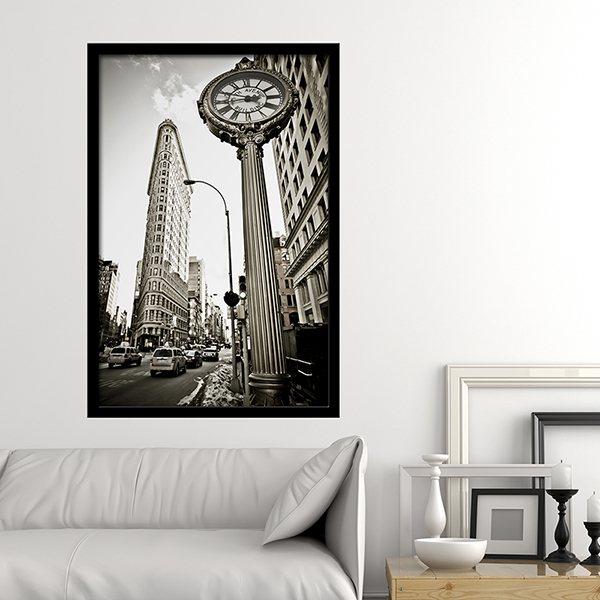 Vinilos Decorativos: Flatiron Building