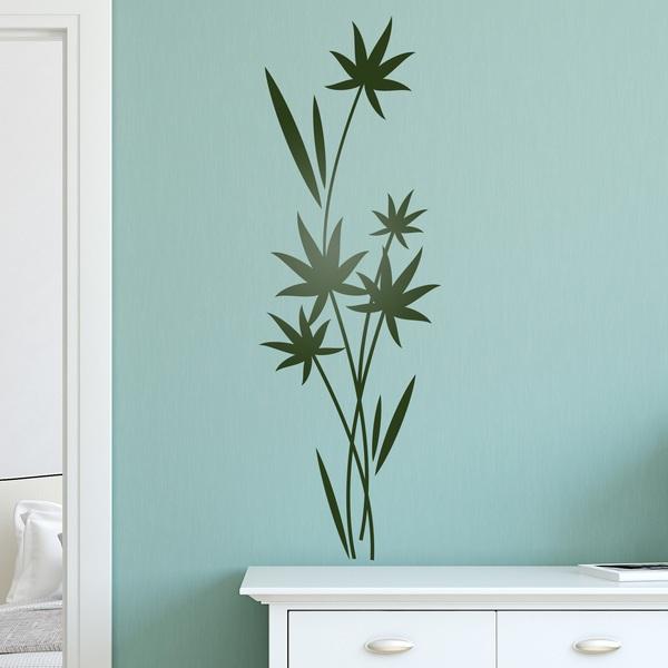 Vinilos Decorativos: Floral 120