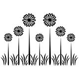 Vinilos Decorativos: Floral 171