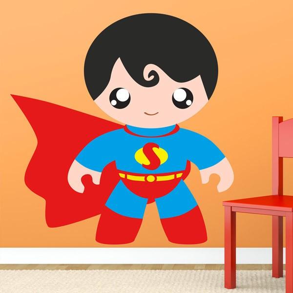 Vinilos Infantiles: Super Héroe