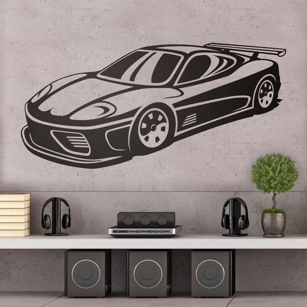 Vinilos Decorativos: Car38