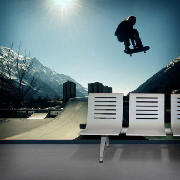 Fotomurales: Skateboard