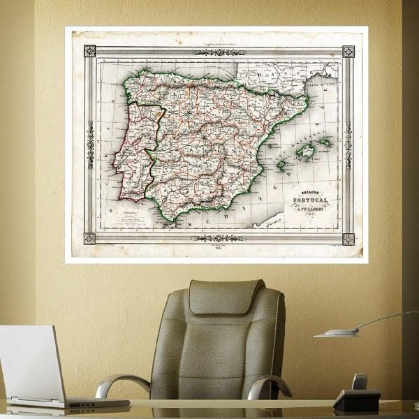 Fotomurales: España y Portugal