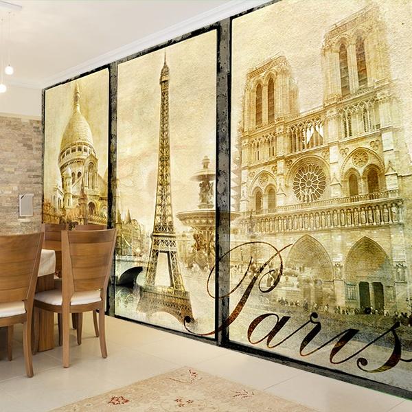 Fotomurales: Paris