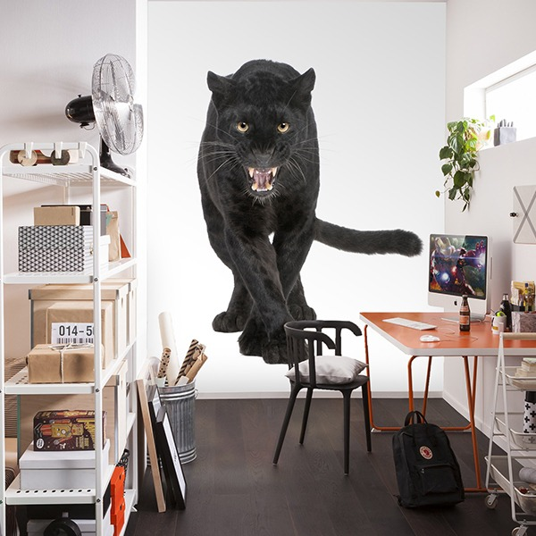 Fotomurales: Pantera Negra 0