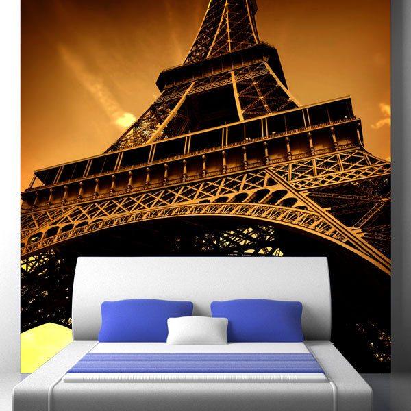 Fotomurales: Torre Eiffel 3