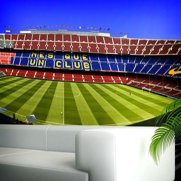 Fotomurales: Camp Nou