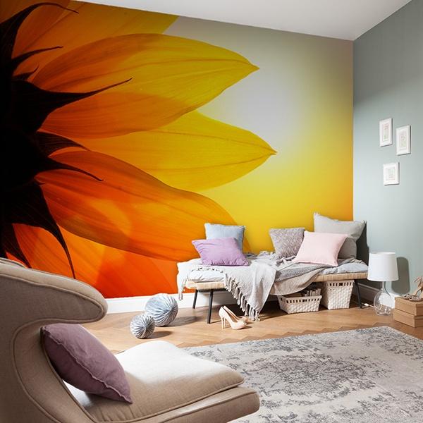 Fotomurales: Sunflower
