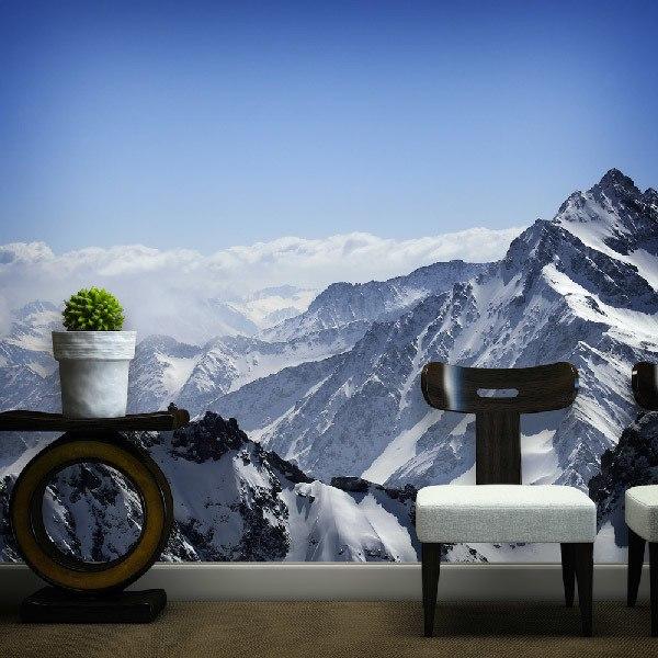 Fotomurales: Jungfrau