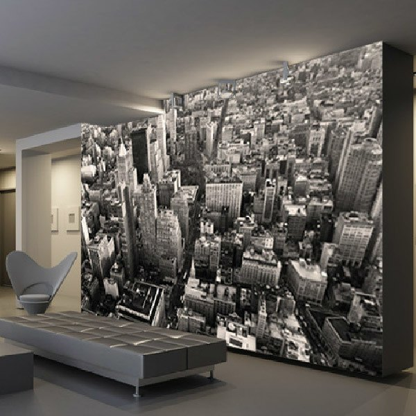 Fotomurales: New York Skyscrapes