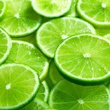 Fotomurales: Lime Slices