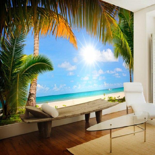Fotomurales: Playa