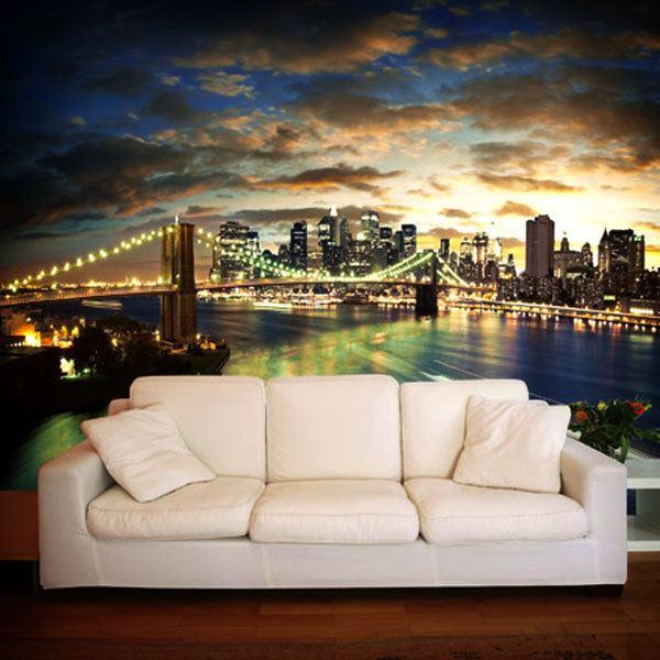 Fotomurales: New York Cityscape