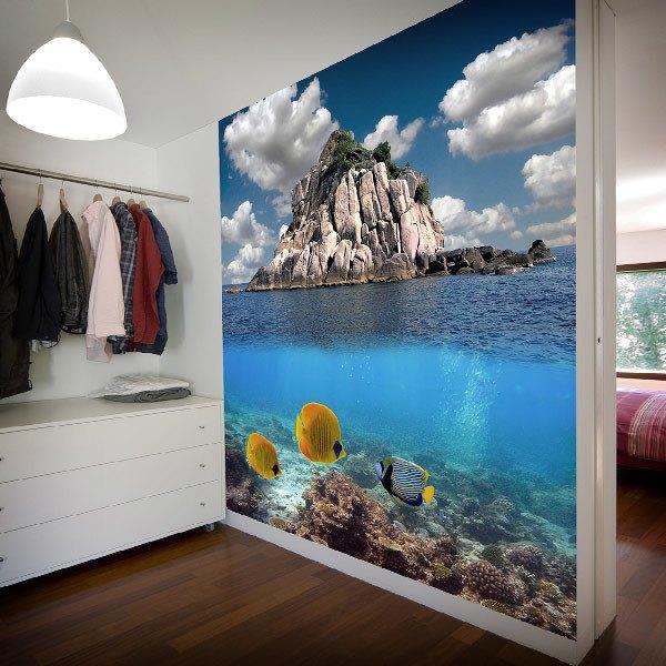 Fotomurales: Arrecife 4