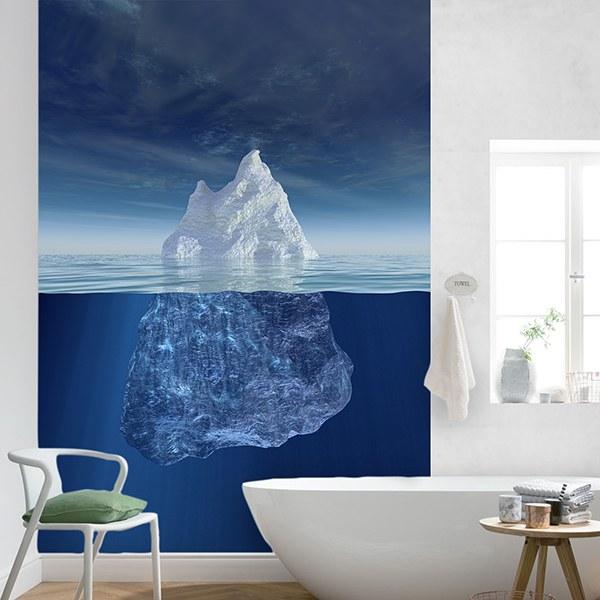 Fotomurales: Iceberg