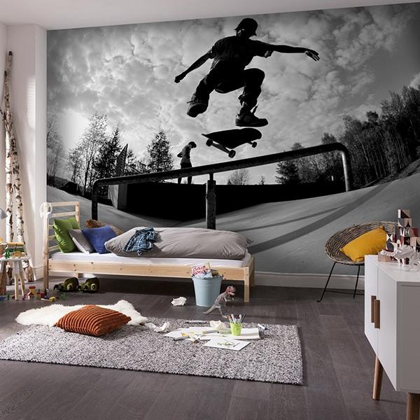 Fotomurales: Skate