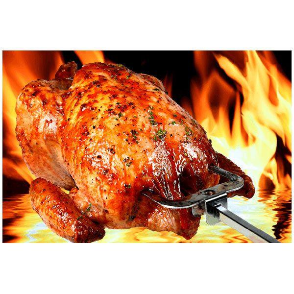 Fotomurales: Pollo al ast