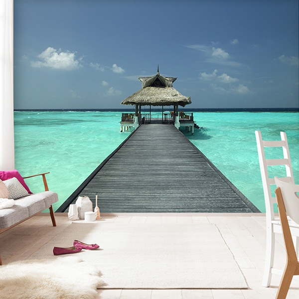Fotomurales: Playa 18
