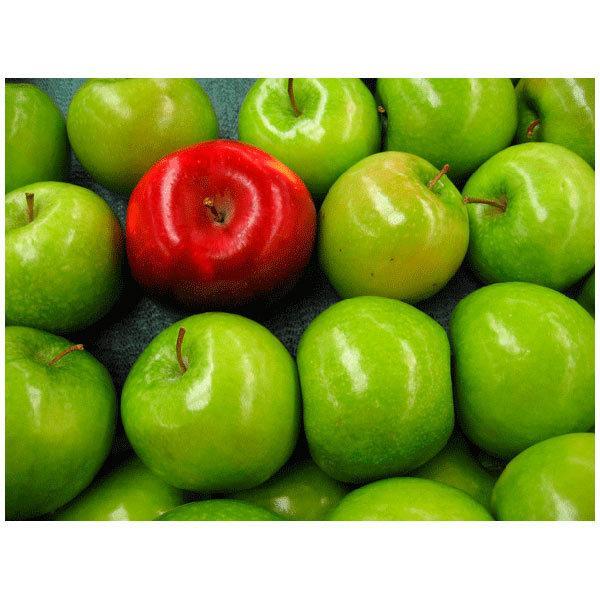 Fotomurales: Manzanas