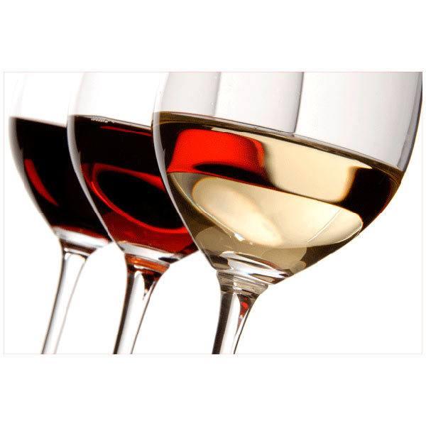 Fotomurales: Copas de vino