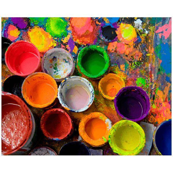 Fotomurales varios teleadhesivo for Bote de pintura precio