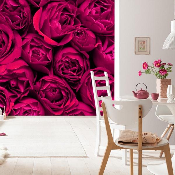 Fotomurales: Flores 3