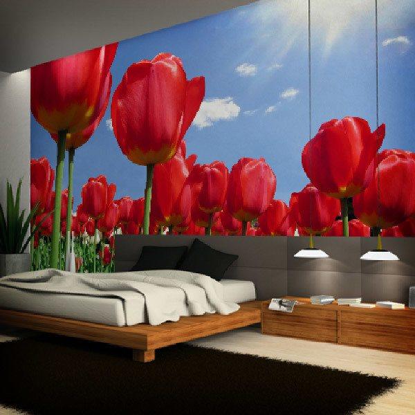 Fotomurales: Flores 11