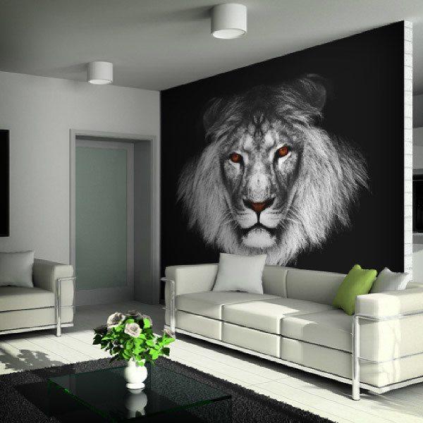 fotomurales de animales. Black Bedroom Furniture Sets. Home Design Ideas
