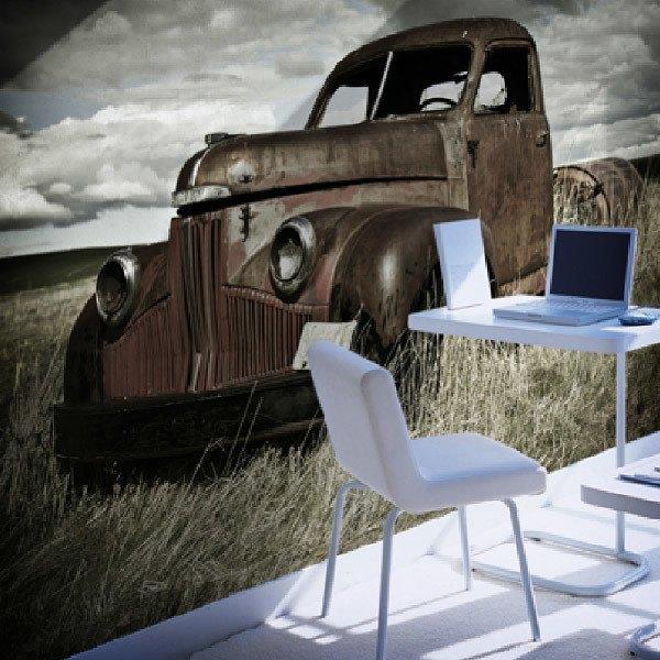 Fotomurales: Coche vintage