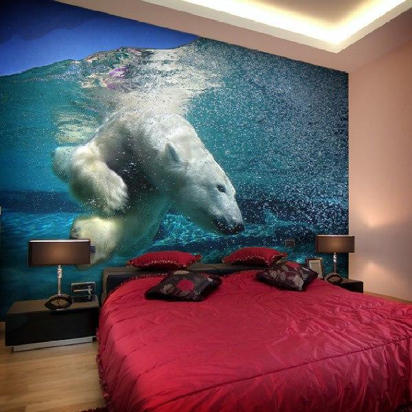 Fotomurales: Oso Polar