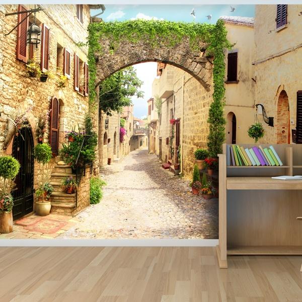 Fotomurales: Toscana Italiana