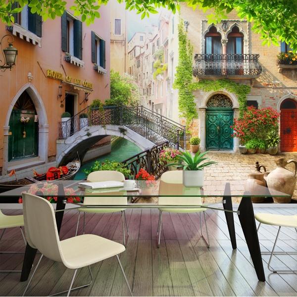 Fotomurales: Rincón de Venecia
