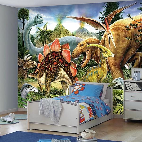 Fotomurales: Dinosaurios