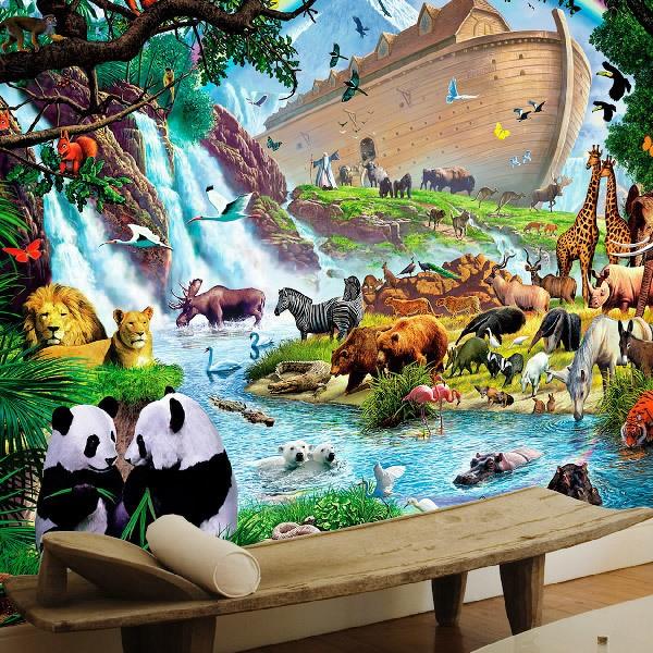 Fotomurales: El Arca de Noe